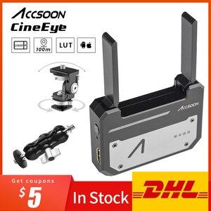 Image 1 - Accsoon CineEye Wireless 5G 1080P Mini HDMI Übertragung Gerät Video Sender Für IOS iPhone für iPad Andriod Telefon