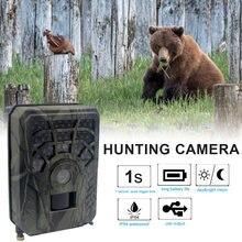 Trail Камера 12mp 720p 2 дюйма ЖК дисплей светодиоды Ночное