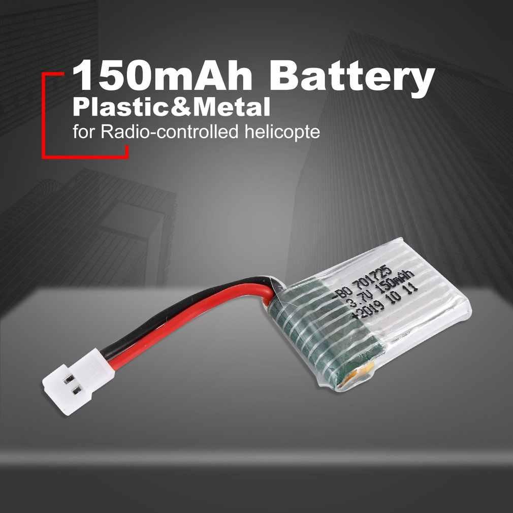 3.7V 150 MAh Baterai Isi Ulang Drone Baterai untuk H8/H20/H36 untuk SYMA X2 untuk Nihui U207 untuk Eachine E010