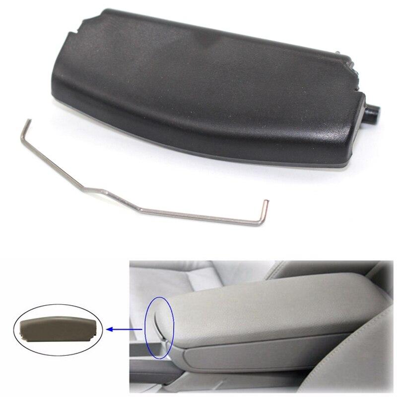 Auto Armrest Car Center Console Arm Rest Seat Box Pad For Audi A4 S4 B6 B7 A4L 2002-2007