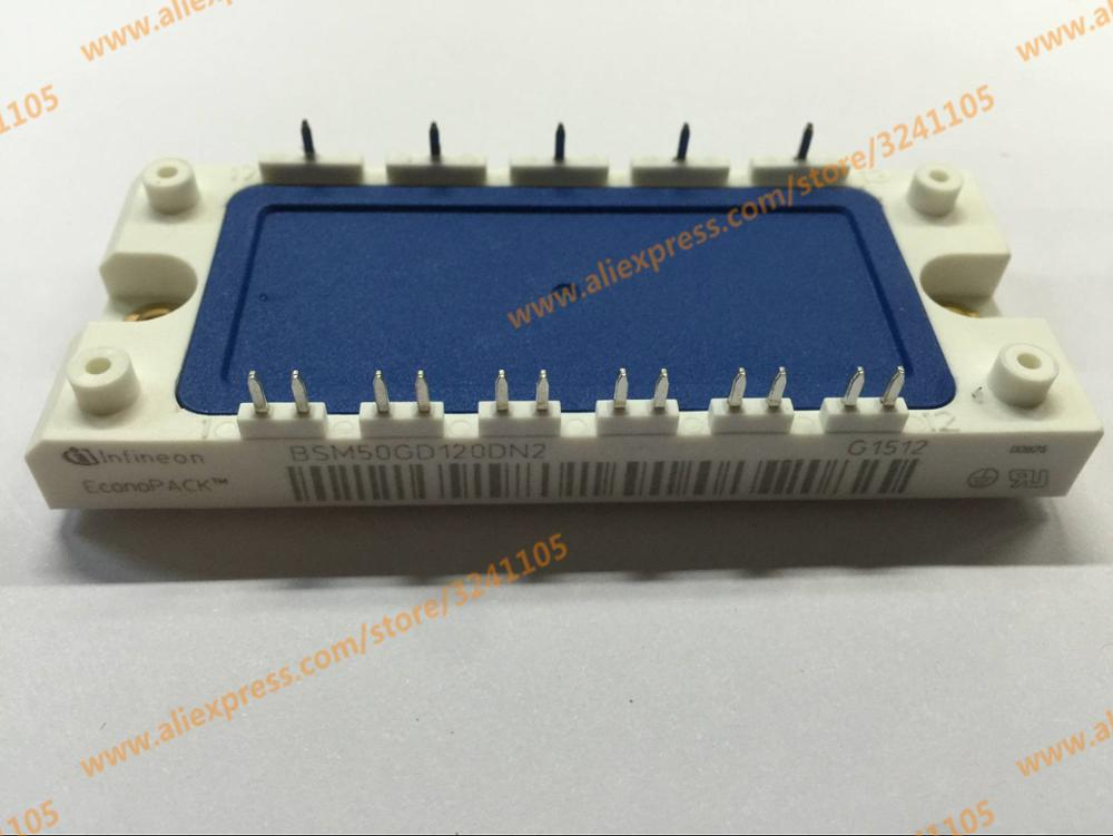 Free Shipping New And Original  BSM50GD120DN2  Module