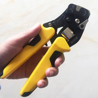 HSC10 16 4A mini type self adjustable crimping pliers multi tool Casing type special clamp 0.25 16mm HSC9 10 6A 16 4A VSC10 16 4