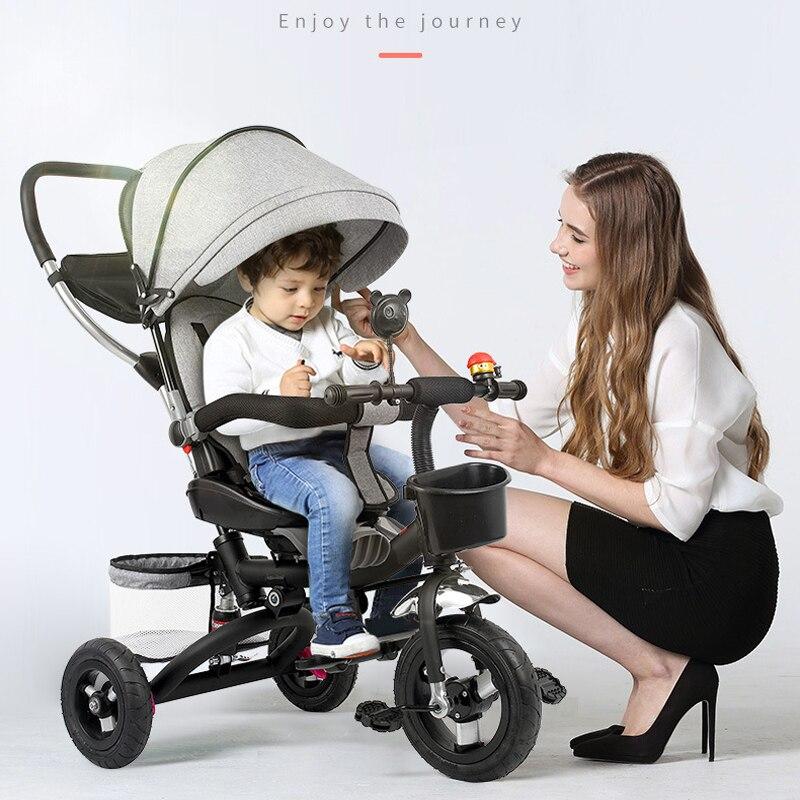 3 Em 1 Portátil Bebê Carrinho de
