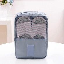 Дорожные сумки для обуви Складные Водонепроницаемые сумки для обуви Органайзер пыленепроницаемый органайзер для обуви BJStore