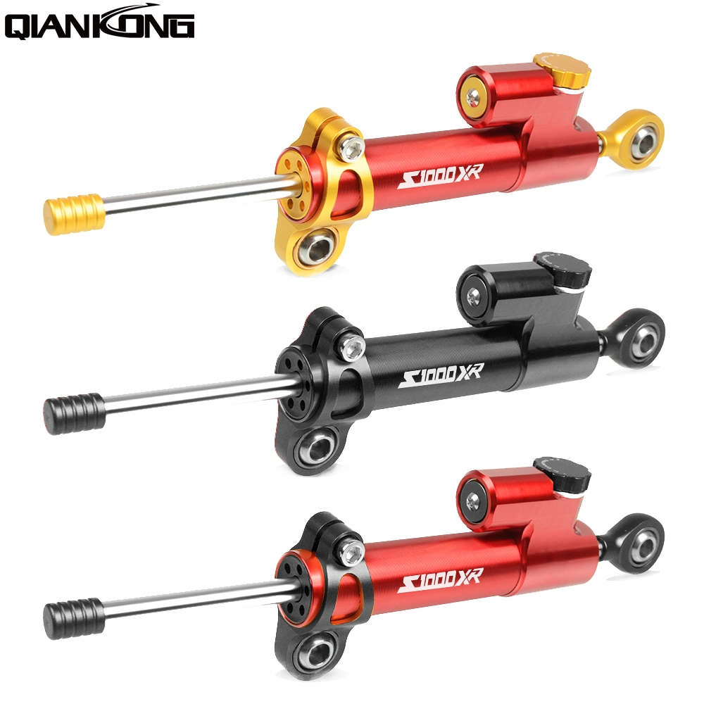 Motorcycle Reversed Safety Control Steering Stabilizer Damper FOR BMW S1000XR <font><b>S</b></font> 1000XR <font><b>s</b></font> <font><b>1000</b></font> <font><b>xr</b></font> 2014 2015 2016 2017 all years image
