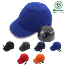 New Baseball Style Safety Bump Cap Hard Hat Safety Helmet ABS Protective Shell EVA Pad For Work Safety Protection