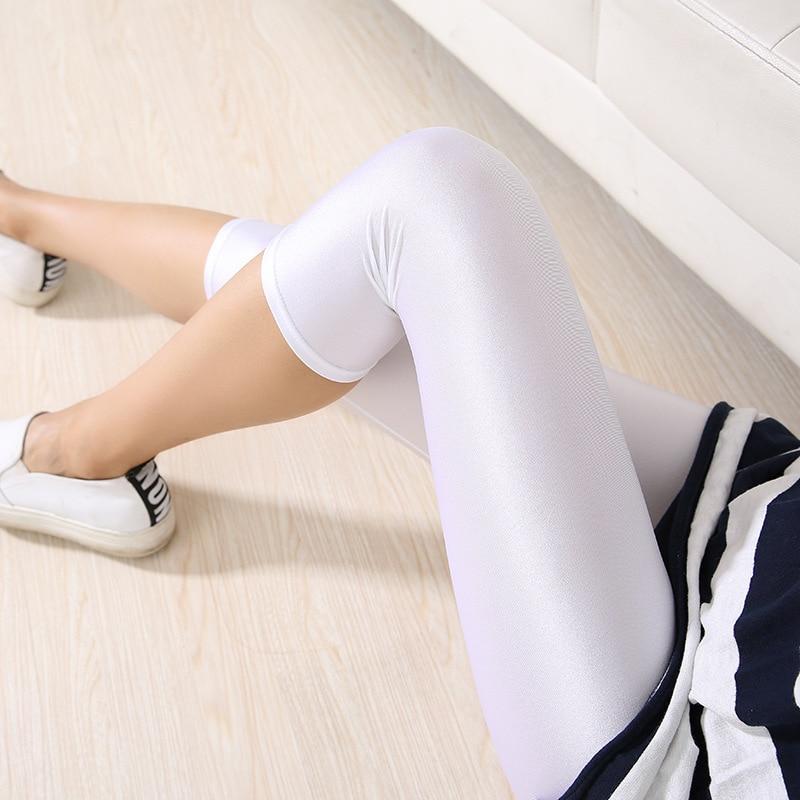 YSDNCHI Fashion Casual Leggings Large Size Capris 7XL Solid High Waist Women Short Sports Gym Fitness Leggins Summer Clothes