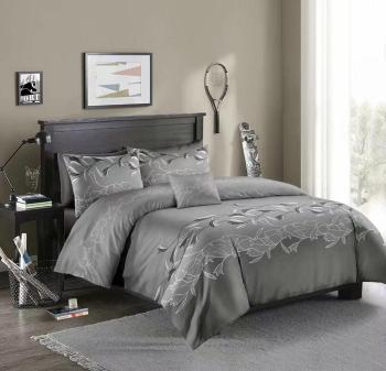 Lace Solid Color Comforter Bedding Sets Bedding Home & Living