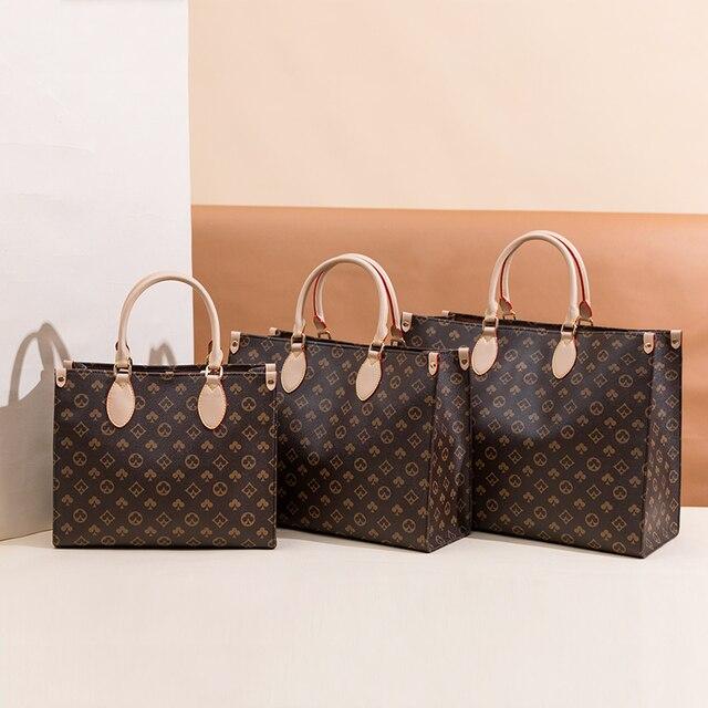 Luxury Fashion One Shoulder Tote  4