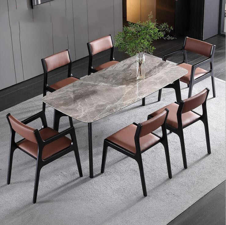 Marble Stone Modern Style Dining Table Sets For Sale Dining Tables Aliexpress
