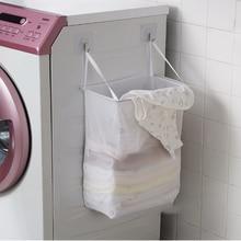 Тканевая настенная корзина для грязной одежды нижнее белье трусики