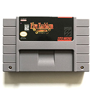 Fire Emblem Thracia 776 16bit game cartidge US Version image