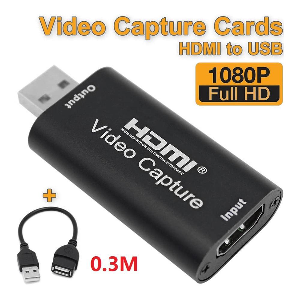 Capturadora de vídeo Full HD por 4 euros (-58% desc.)