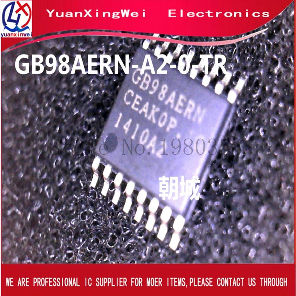 1pcs/lot GB98AERN-A2-0-TR GB98AERN TSSOP16 New Original