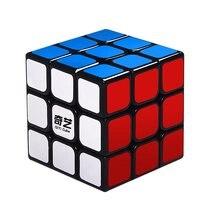 3x3x3 velocidade cubo 5.6 cm profissional cubo mágico rotação de alta qualidade cubos magicos jogos para crianças
