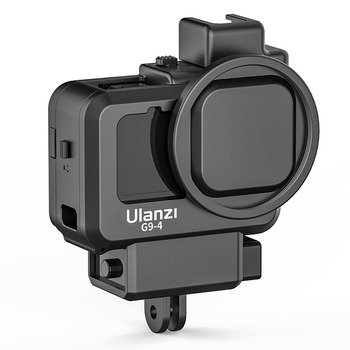 ulanzi-lightweight-rabbit-cage-for-gopro-hero-9-black-dual-cold-shoe-camera-cover-photo-studio-kits-action-camera-accessories