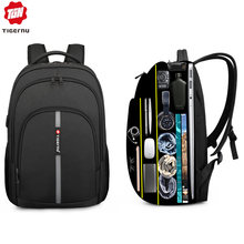 2020 Tigernu New Large Capacity 15.6 inch Anti Theft Backpacks Waterproof Laptop Men High Quality Business Travel Backpacks Male(China)