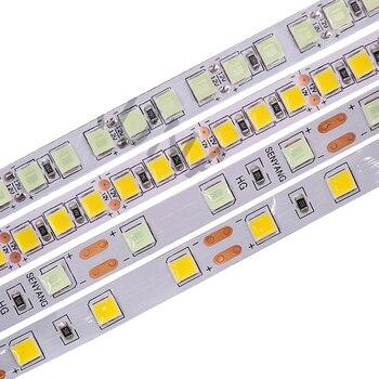 5m LED Strip Light 12V DC 5054 SMD Super Bright 120led Flex Waterproof 60LED Flexible Ribbon Tape for Home Decoration
