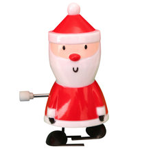 Цепочка Санта Клауса игрушки на Рождество маленькие для украшения