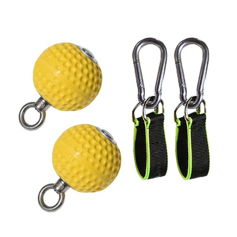 Topo!-9.7mm fitness treinamento braço aperto fita e músculos traseiros pull-ups fortalecer bola pulso escalada dedo treinamento aperto da mão str