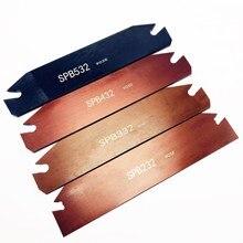 SPB32 SPB26-2/3/4/5 наружный диаметр Пазовая фреза пластина Держатель ножа токарный патрон для SP200/300/400/500 токарные инструменты
