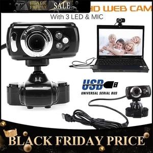 HD Webcam 50 Megapixel Web Cam