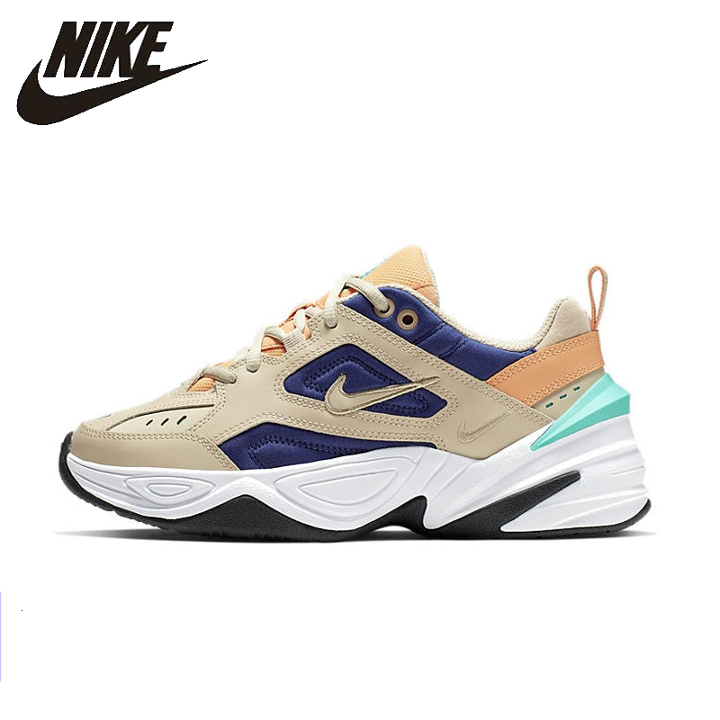 Nike M2k Tekno Air Zoom Woman Motion Leisure Time Trend Running Shoes New Arrival Comfortable Sports Sneakers #AO3108