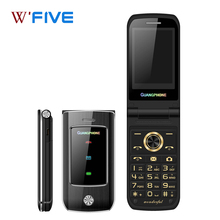 Original Flip cellphone E66 HD handwriting touch screen dual screen 2SIM Dual standby one key dial Russian language Mobliephone cheap SERVO Detachable 128M Others Up To 48 Hours NONE ≤1MP 3800 Nonsupport Feature Phones Email MP3 Playback Video Player