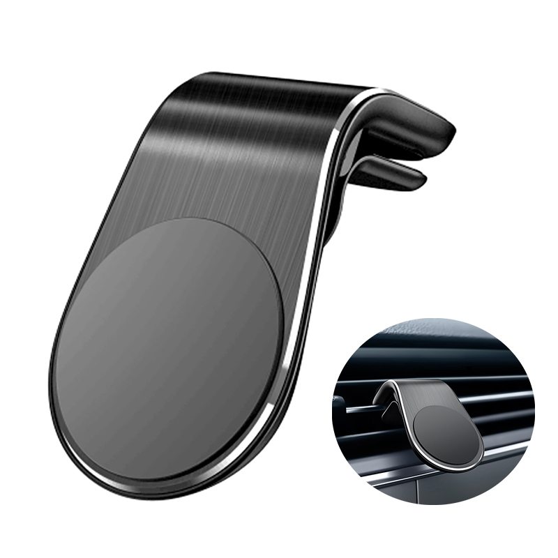 Lovebay Magnetic Car Phone Holder Stand For Iphone Huawei Samsung Universal Car Air Vent Magnet Stand In Car GPS Mount Holder
