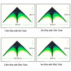 Kostenloser versand große delta kite für erwachsene kite nylon spielzeug fly drachen kinder kite reel weifang kite fabrik ikite adler vogel neue