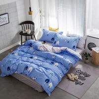 Dream NS Pink Modern Cartoon Cute Bedding Set Bed Linings Duvet Cover Pillowcase Queen King Tiwn Size Home Quality Textiles