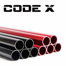 CODE X Gel Ball Blasting Jinming 9 Gen8/9 Metal PipeCustomized size JINMING M4 Gearbox Aluminum Tube Gel Ball Toy gun accessory(China)