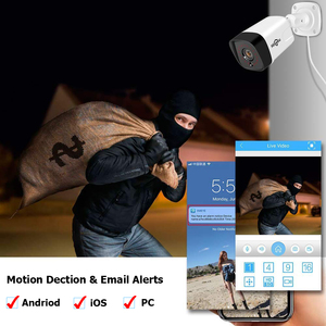 Image 5 - Hiseeu Kit de NVR POE de 8 canales, 5MP, H.265, sistema de cámaras de seguridad, cámara IP de grabación de Audio AI, para exteriores, impermeable, P2P, juego de videovigilancia