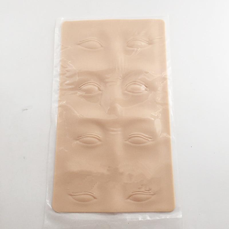 Купить с кэшбэком High Quality 3D Eyebrow Lip Tattoo Pigment Practice For Permanent Makeup Microblading Tattoo Accesories