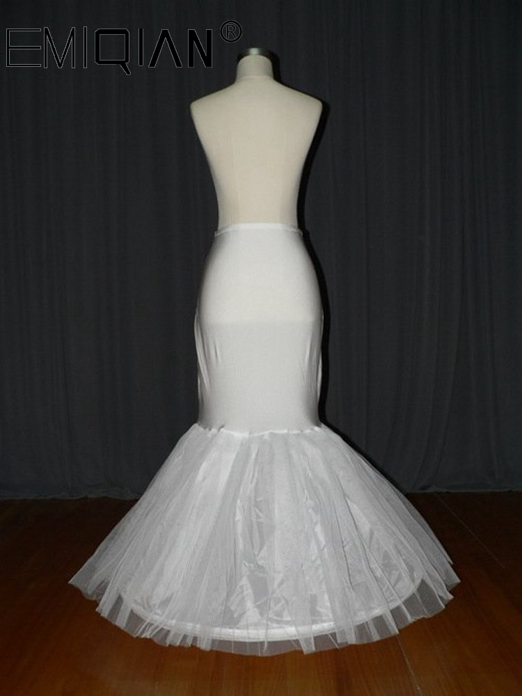 Юбка-американка в стиле русалки; свадебные аксессуары; Vestido de Noivas; юбка-американка для свадебного платья