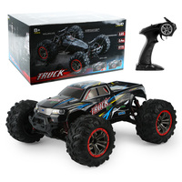 RC Car 9125 2.4G 1:10 1/10 Scale Racing Car Supersonic Truck Off Road Vehicle Buggy Electronic Toy