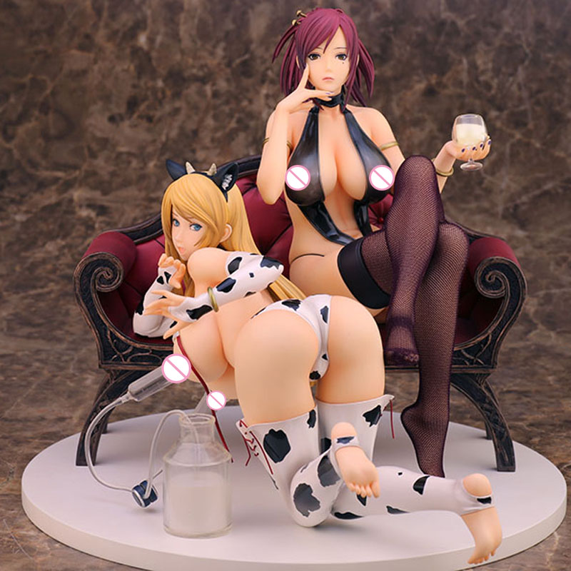 14-19cm SkyTube Starless Decadence Beauty Mamiya Marie Hazuki Kuryu Sexy Girls Action Figure Japanese Anime Adult Action Figures