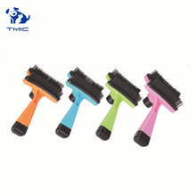 New Style Pet Dog Hair Removal Comb Convenient Cat Fur Grooming  Brush Tools Cleaning Supplies