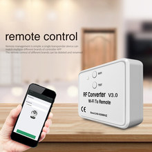Universale Senza Fili Wifi per RF Convertitore Del Telefono Al Posto di Controllo A Distanza 240-930Mhz per Smart Home, Casa Intelligente porta Del garage di controllo remoto