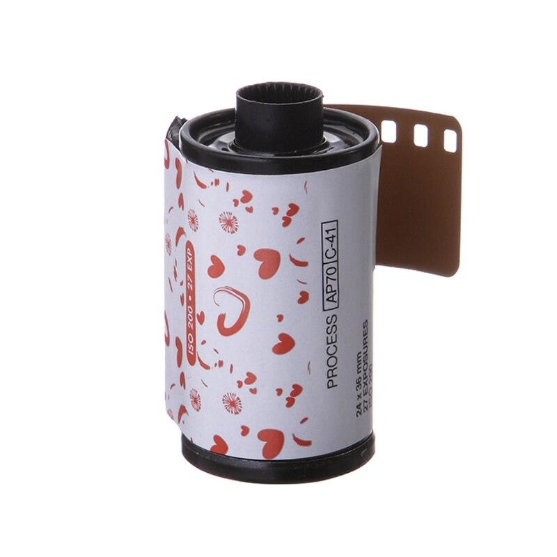 35mm Color Print Film 135 Format Camera Lomo Holga Dedicated ISO 200 27EXP