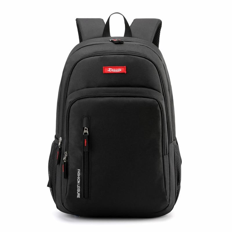 Men Large Capacity USB Charging Backpacks For Teenager Girls Casual 15.6 School Laptop Backpack Fashion Women Travel School Bags
