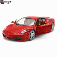 купить Bburago 1:24 Ferrari F430 collection manufacturer authorized simulation alloy car model crafts decoration collection toy tools недорого