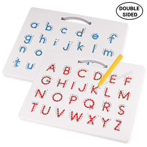 Drawing-Board Alphabet Letter Preschool Educational-Letters Magnetic Write Read Gift