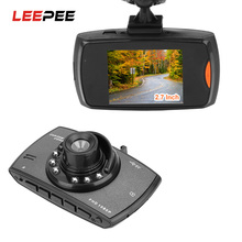 Camera DVR Driving-Recorder Video Car Night-Vision IR LED LEEPEE 1 2600W 6pcs Memory-Card