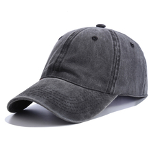 2020 new Plain dyed sand washed 100% soft cotton cap blank b