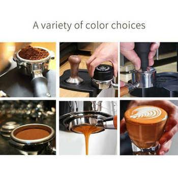 880 kaffee Griff Mit Filter Korb Holz + Edelstahl 304 Boden 54mm