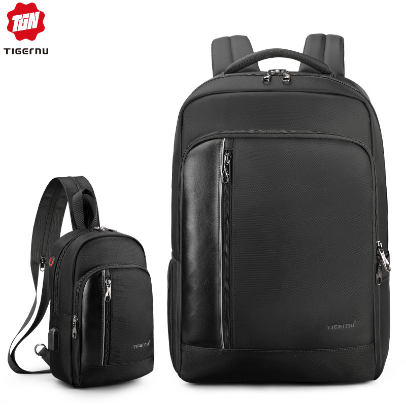 Tigernu Bag Set Travel Laptop Backpack