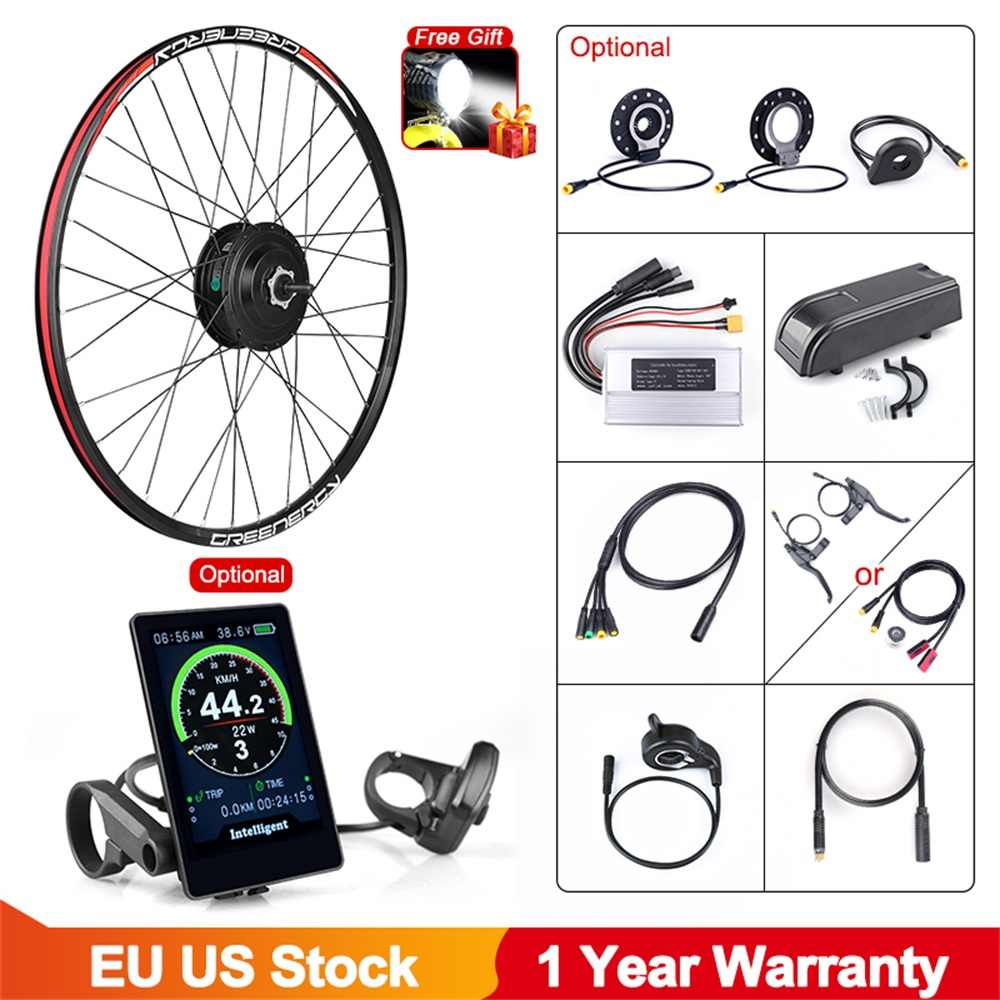 eBike 48V 500W Controller Replacement Kit For BAFANG Hub Motor NEW