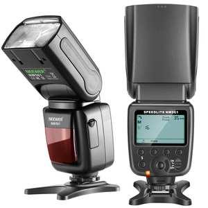 Flash Speedlite Nikon Mi-Hot-Shoe Neewer Nw561 Olympus Sony Canon Panasonic Pentax DSLR