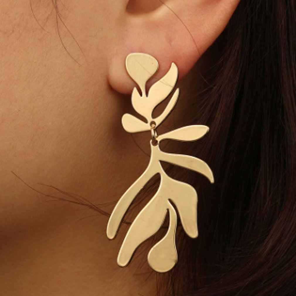 Bijoux à bricoler soi-même accessoires alliage diamant AB couleur Satellite lune Double boucles d'oreilles suspendues pendentif mode bijoux colorés